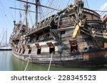 """The """"neptune"""" Galleon  Tourist..."""