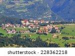 tonezza del cimone village in... | Shutterstock . vector #228362218