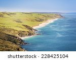 landscape of the australian...   Shutterstock . vector #228425104