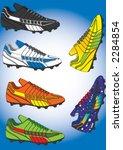 shoe | Shutterstock .eps vector #2284854