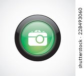 photo camera glass sign icon...
