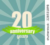 20th years anniversary
