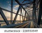 inside view of big steel... | Shutterstock . vector #228553549