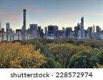 new york  new york   november 2 ... | Shutterstock . vector #228572974