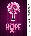 breast cancer graphic design  ...   Shutterstock .eps vector #228583813