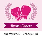 breast cancer graphic design  ... | Shutterstock .eps vector #228583840