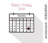 flat holiday calendar icon. ...