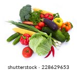fresh vegetables | Shutterstock . vector #228629653