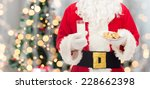 christmas  holidays  food ... | Shutterstock . vector #228662398