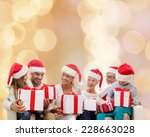 family  happiness  generation ... | Shutterstock . vector #228663028