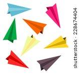imagination and achievement... | Shutterstock . vector #228674404