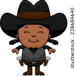 a cartoon illustration of a... | Shutterstock .eps vector #228684640