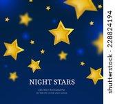 Night Stars Background....
