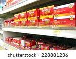 toronto  canada   october 31 ... | Shutterstock . vector #228881236