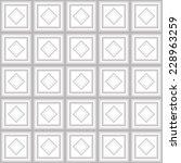 white tiles texture  seamless | Shutterstock .eps vector #228963259