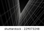 abstract design. modern... | Shutterstock .eps vector #229073248