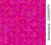 abstract background magenta... | Shutterstock .eps vector #229090579