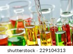 chemists are working in a... | Shutterstock . vector #229104313