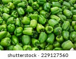 Green Bell Peppers  Natural...