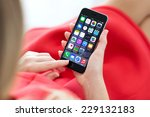 alushta  russia   october 29 ... | Shutterstock . vector #229132183