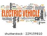 electric vehicle  ... | Shutterstock . vector #229159810