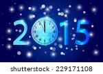 2015 happy new year background...