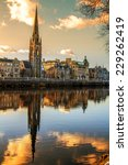 Church Steeple Reflection On...