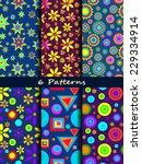 Six Decorative Patterns....