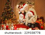 Christmas Family Portrait In...