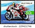 Australia   Circa 2004  A Stamp ...