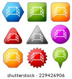 window icon   icon  graphics... | Shutterstock .eps vector #229426906
