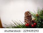 christmas decoration | Shutterstock . vector #229439293