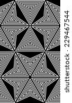 seamless geometric pattern | Shutterstock . vector #229467544