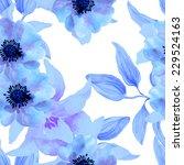 seamless background of... | Shutterstock .eps vector #229524163