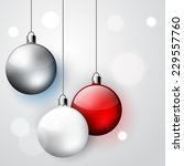 Three Decoration Christmas...