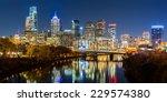 Philadelphia Cityscape Panorama ...