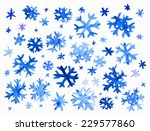 collection of hand drawn doodle ...   Shutterstock .eps vector #229577860