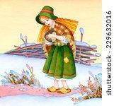 Watercolor Stylized Fairy Tale...