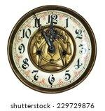 old clock | Shutterstock . vector #229729876