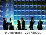 Business Stock Exchange Trading ...