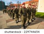 krakow  poland   nov 11  2014 ... | Shutterstock . vector #229744654