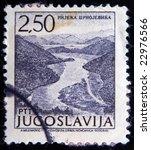 old postage stamp | Shutterstock . vector #22976566