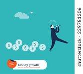 Businessman Calls Money By...