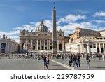 Vatican City  Vatican   Octobe...