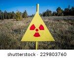 Ionizing Radiation Sign Next T...