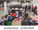 milan  italy   november 5 ... | Shutterstock . vector #229814509