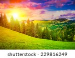 Beautiful Mountains Landscape....