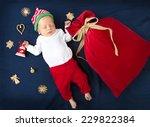 Christmas Baby Gift Santa Make...