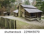 The Preserved Homestead Of The...