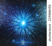 abstract vector space... | Shutterstock .eps vector #229888450